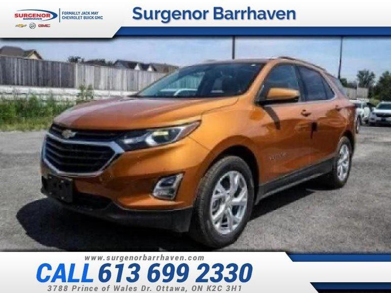 2018 Chevrolet Equinox LT  - $278.52 B/W