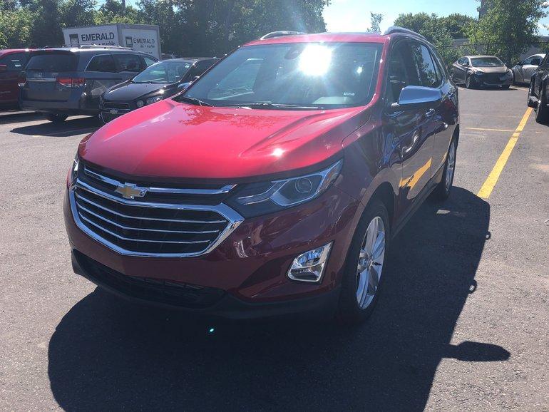 2019 Chevrolet Equinox Premier 1LZ  - $243.59 B/W