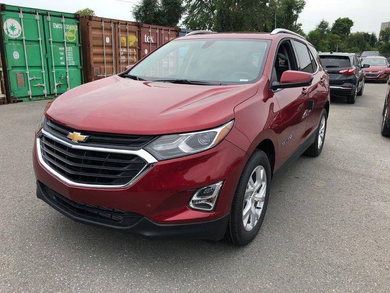 Chevrolet Equinox LT 2LT  - Bluetooth -  Heated Seats - $215.03 B/W 2019