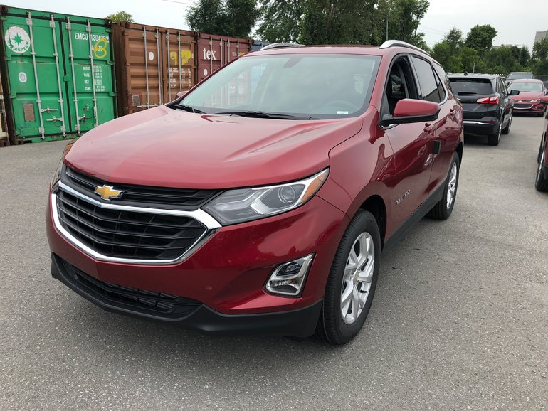 Chevrolet Equinox LT 2.0T 2019