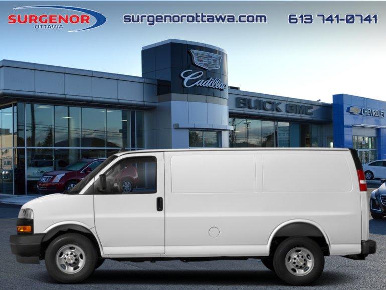 Chevrolet Express Cargo Van RWD 2500 155  - $213.97 B/W 2019