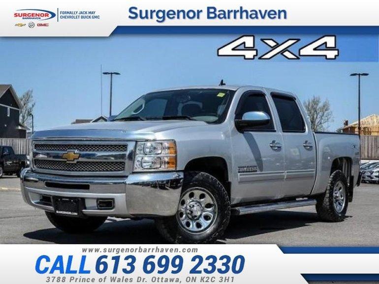 2013 Chevrolet Silverado 1500 LS  - Navigation - $200.02 B/W