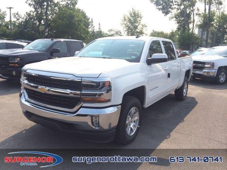 Chevrolet Silverado 1500 LT  - $285.59 B/W 2017