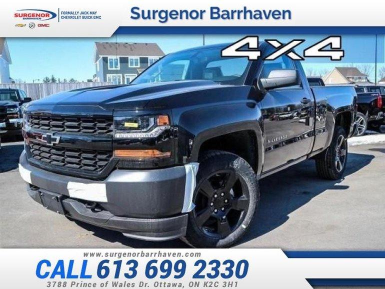 Chevrolet Silverado 1500 Work Truck  - $283.56 B/W 2018