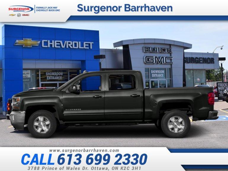 Chevrolet Silverado 1500 LT  - $388.76 B/W 2018