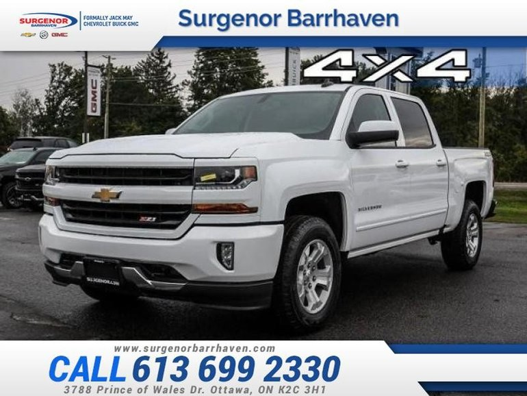 2018 Chevrolet Silverado 1500 LT  - Z71 - $318.66 B/W