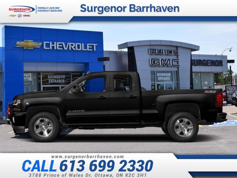 Chevrolet Silverado 1500 LT  - Mylink -  Navigation - $334.23 B/W 2018