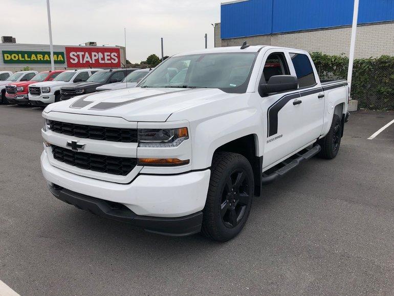 Chevrolet Silverado 1500 Custom  - $303.73 B/W 2018
