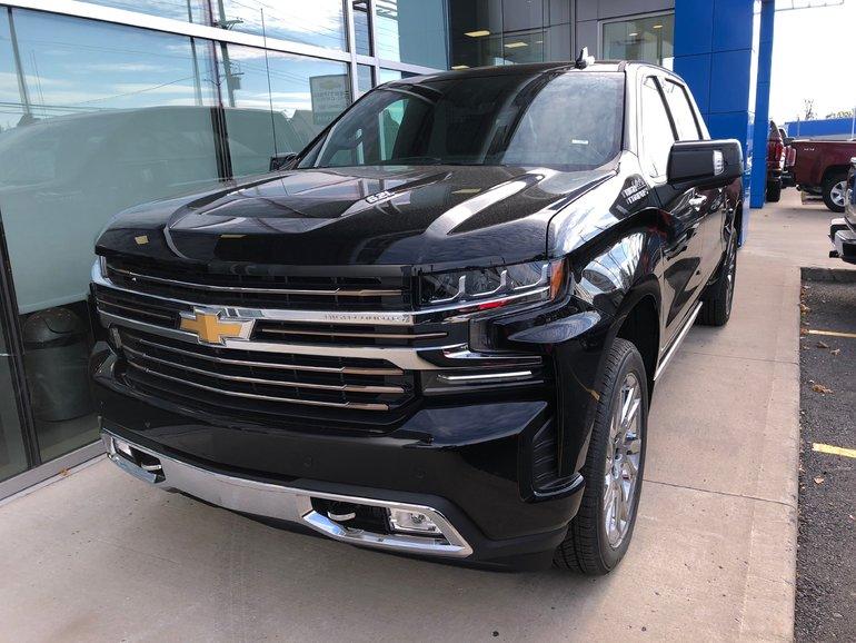 2019 Chevrolet Silverado 1500 High Country  - $500.00 B/W