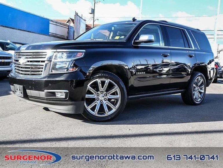 2015 Chevrolet Tahoe 4x4 LTZ  - $305.46 B/W