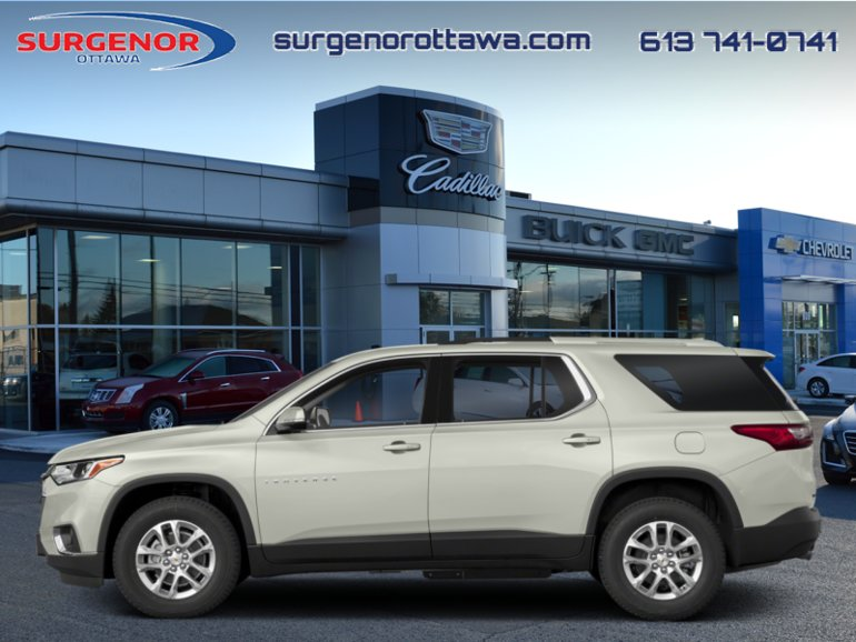 2018 Chevrolet Traverse High Country  - $372.70 B/W