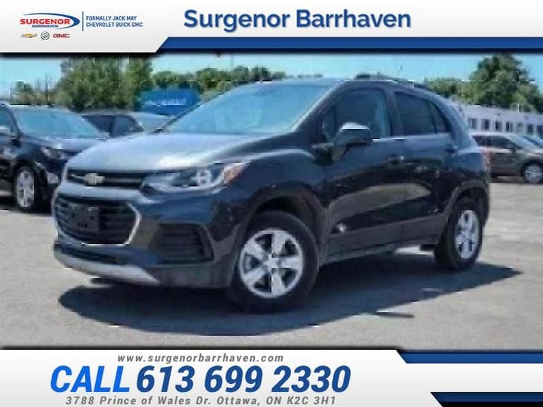 2019 Chevrolet Trax LT  - $165 B/W