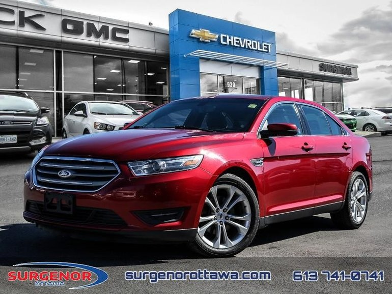 2013 Ford Taurus SEL 4D Sedan  - $83.27 B/W