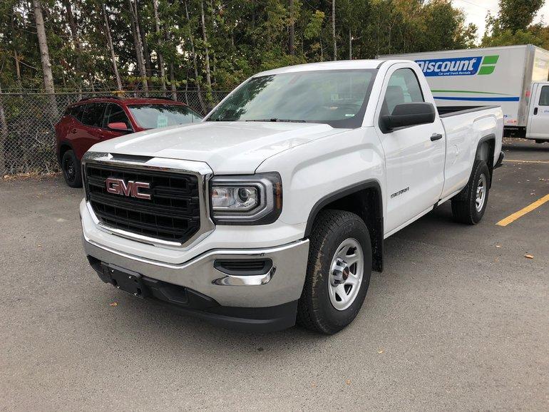 GMC Sierra 1500 Base  - $196.22 B/W 2018