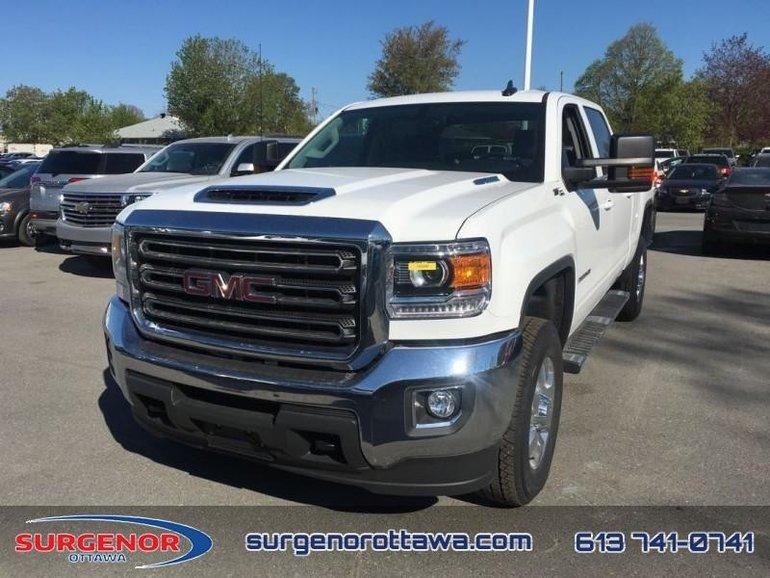 GMC Sierra 2500HD SLE  - $461.87 B/W 2018
