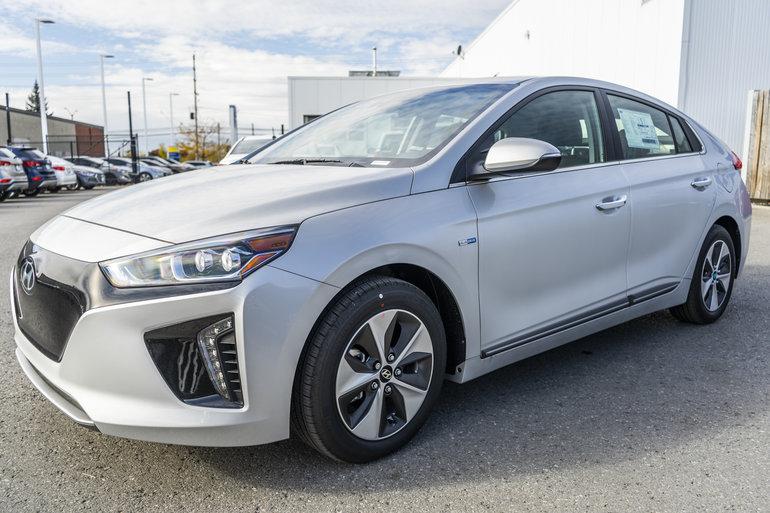2019 Hyundai IONIQ EV Ultimate