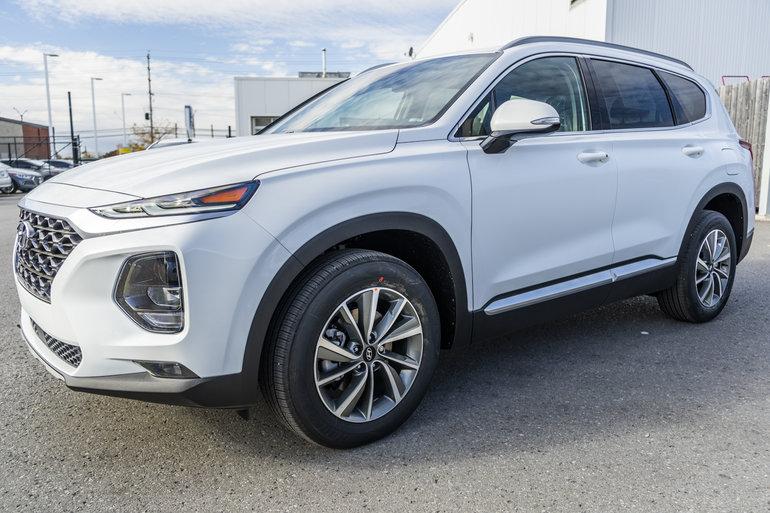 Hyundai Santa Fe PREFERRED 2019