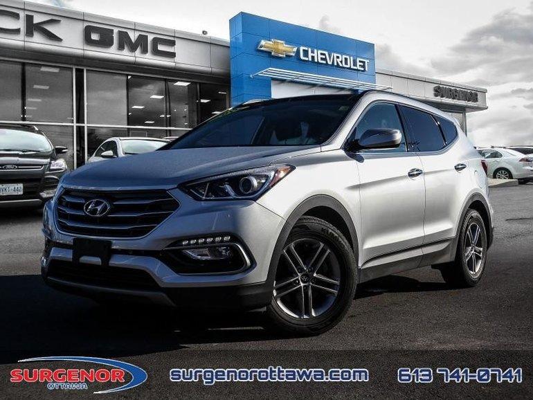 2018 Hyundai Santa Fe Sport 2.4L SE AWD  - Sunroof