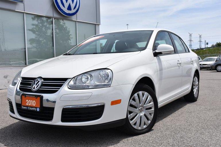 2010 Volkswagen Jetta Sedan Trendline 2.5 5sp