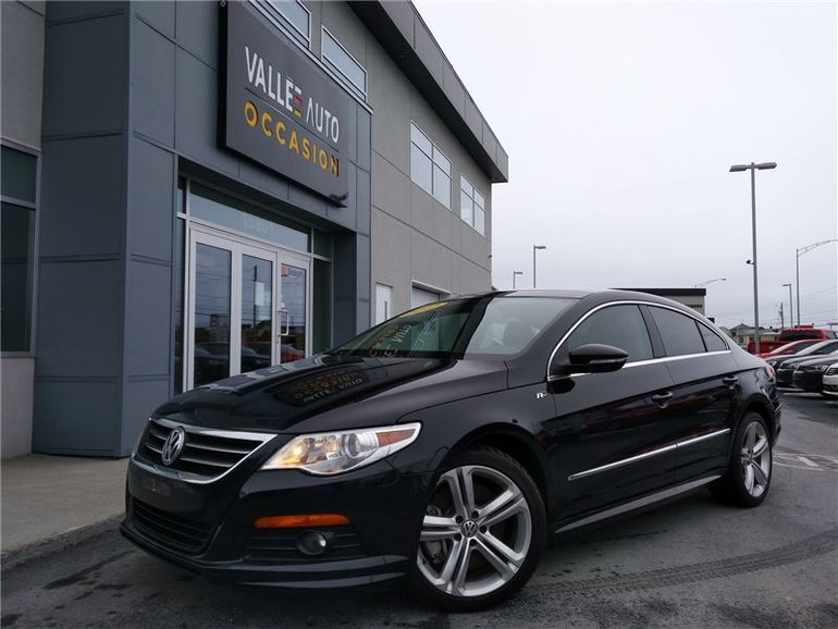 Used 2012 Volkswagen CC V6 HL AUTOMATIQUE**BLUETOOTH,GPS,SAT** Black