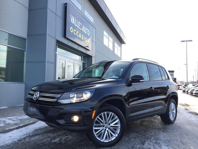Volkswagen Tiguan AWD SE**BLUETOOTH,CAMÉRA RECUL,ETC** 2016