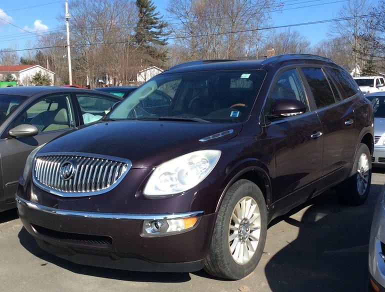 2009 Buick Enclave CXL 4D  FWD 1SB