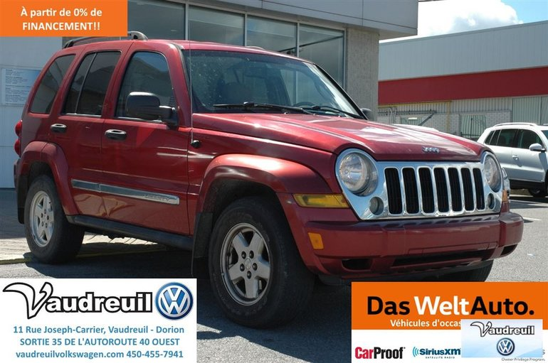Jeep Liberty Diesel
