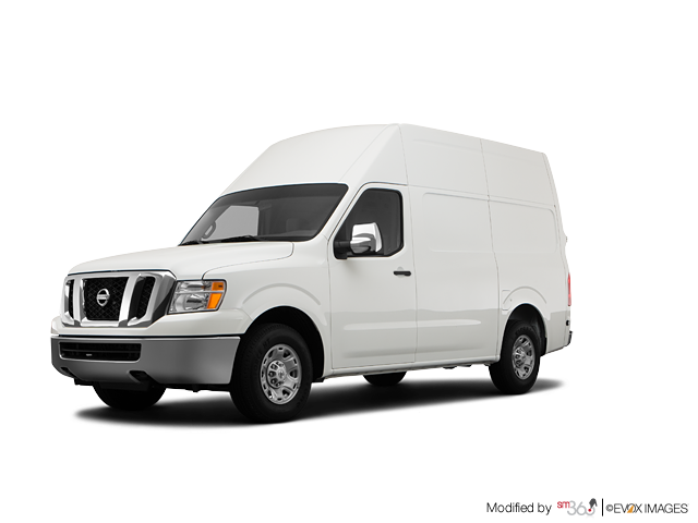 2017 Nissan NV 3500 Cargo SV V8 High Roof