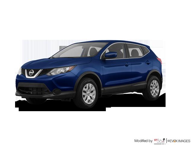 2018 Nissan Qashqai S FWD CVT (2)