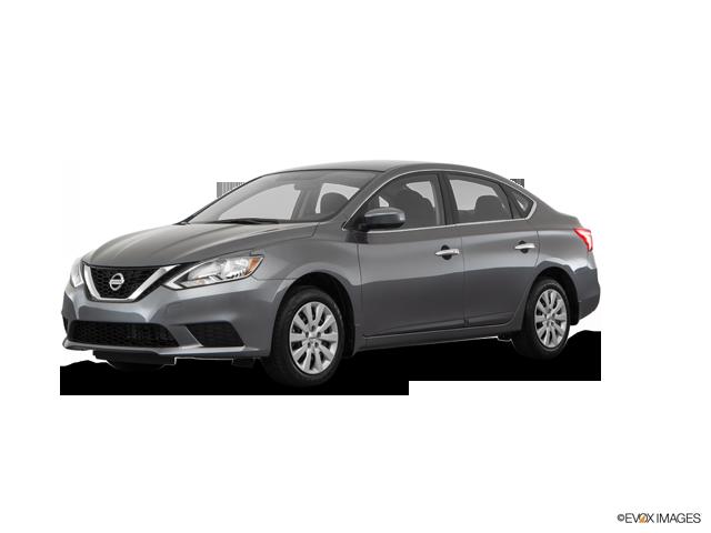 New 2018 Nissan Sentra 1 8 Sv Cvt For Sale 23332 0