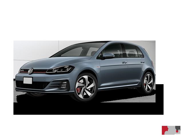 Volkswagen Golf GTI Autobahn 2018