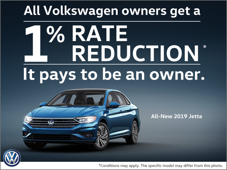 Save on the 2019 Jetta!