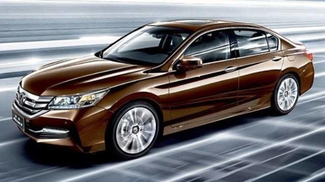 New 2017 Honda Accord Hybrid coming this summer