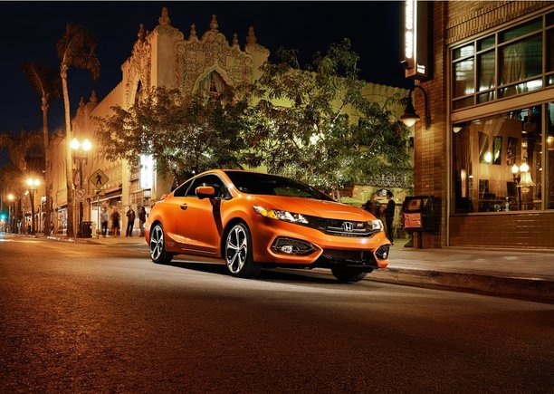 2014 Honda Civic Si – Have you tried Honda's sporty coupe?