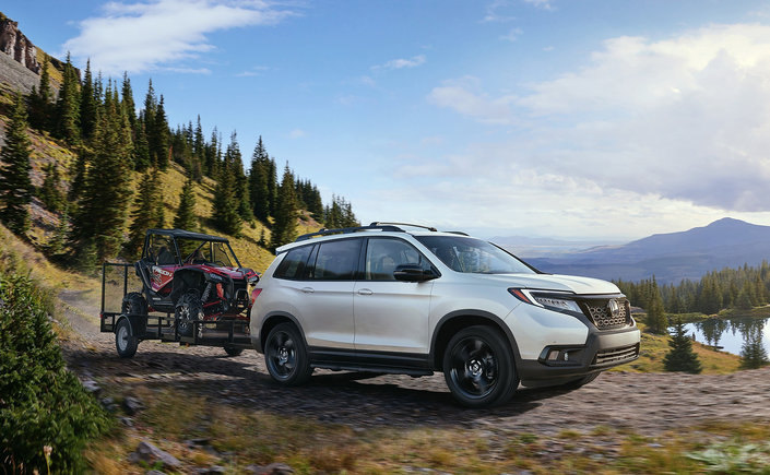 2019 Honda Passport: a new SUV arrives at Honda