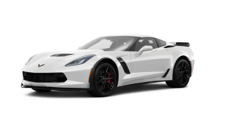 Chevrolet Corvette Coupe Z06 2LZ 2016