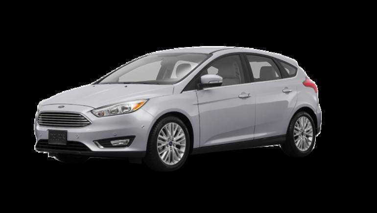 Ford Focus Hatchback TITANIUM 2016