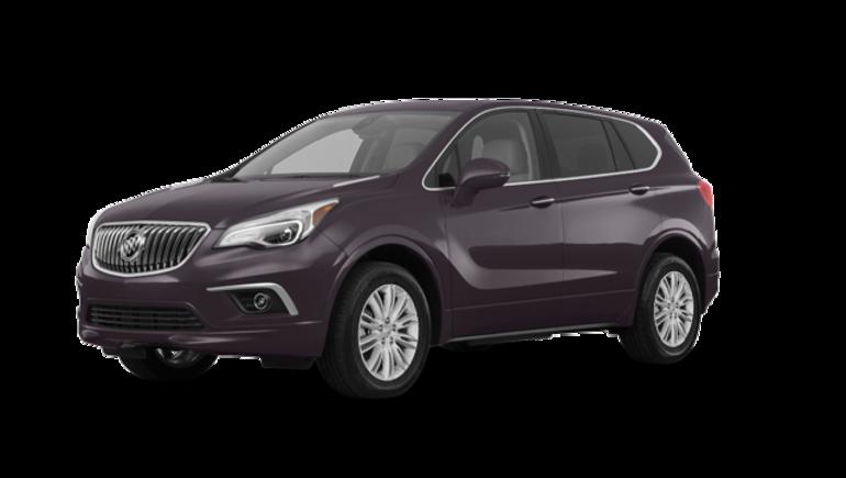 Buick Envision Preferred 2017
