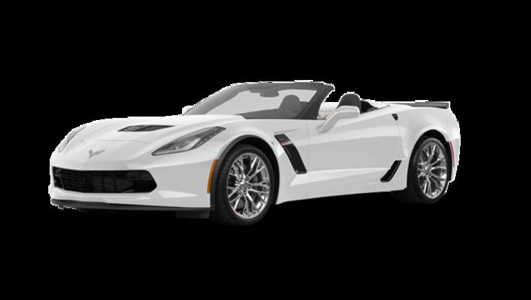 Chevrolet Corvette Convertible Z06 1LZ 2017