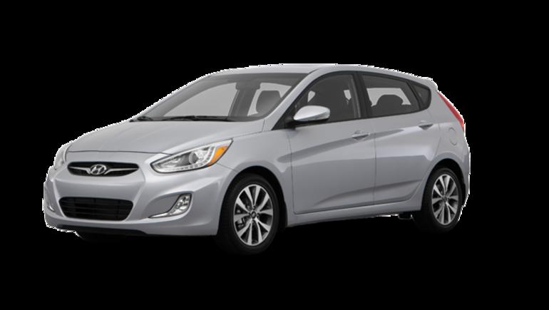 Hyundai Accent 5 Portes GLS 2017