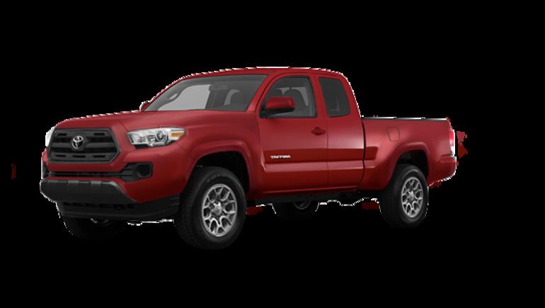 Toyota Tacoma 4X4 ACCESS SR+ 2017
