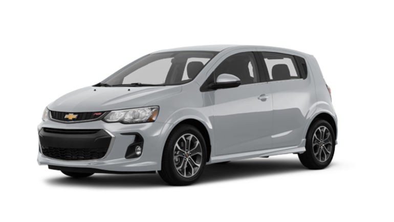 Chevrolet Sonic 5 Portes Lt 2018 St Georges Chevrolet