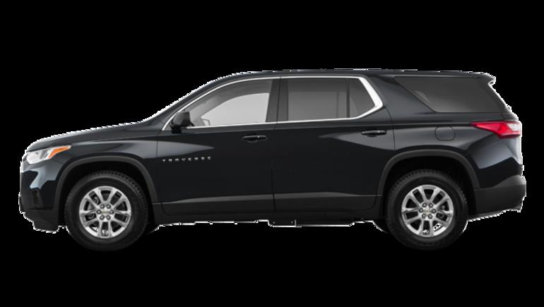 Chevrolet Traverse Ls 2018 St Georges Chevrolet Buick