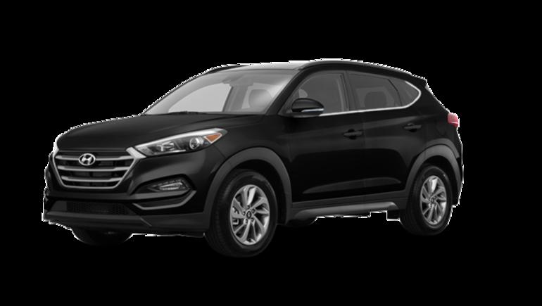 Hyundai Tucson 2.0L LUXURY 2018