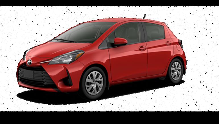 Toyota Yaris Hatchback LE 5 PORTES 2018