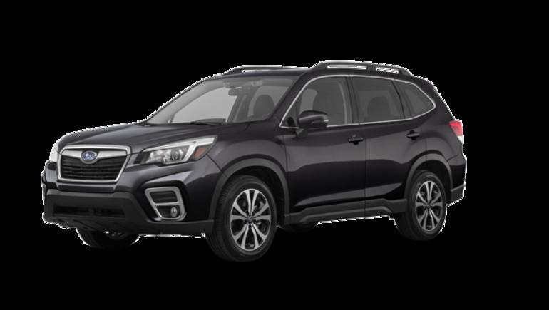 Subaru Forester Limited With Eyesight 2019 Subaru