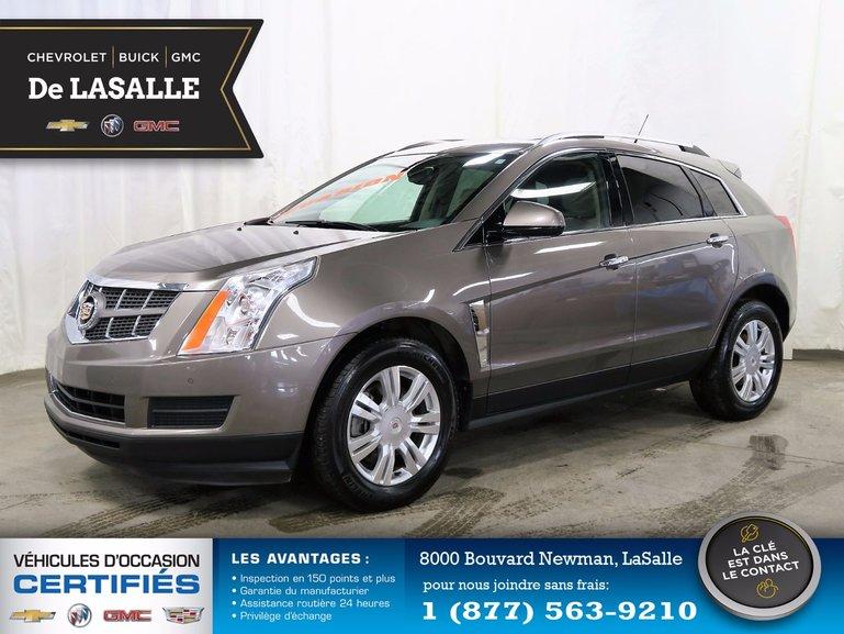 2011 Cadillac SRX 3.0 Luxury  // AWD // CUIR // TOIT PANO...