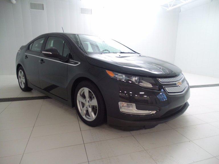 Chevrolet Volt HYBRIDE! TRÈS FAIBLE CONSOMMATION D'ESSENCE!! 2015
