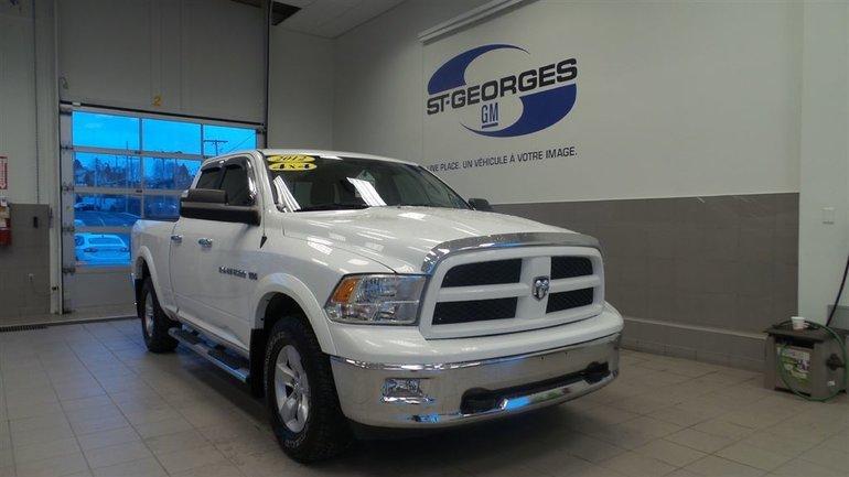 2012 Dodge RAM