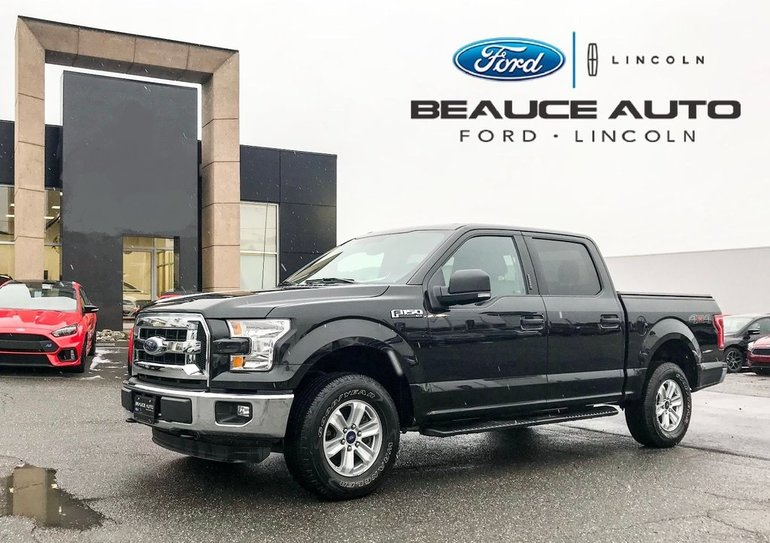 Ford F150 XLT / Cruise / Toile / Plancher vinyl 2015